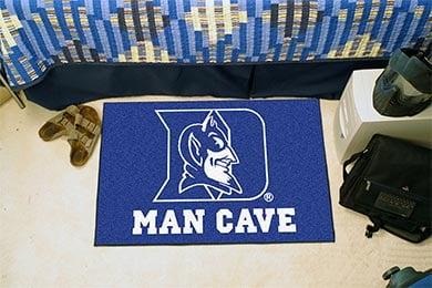 fanmats ncaa man cave starter mats