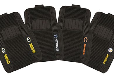 Lexus IS 300 FANMATS NFL Deluxe Floor Mats