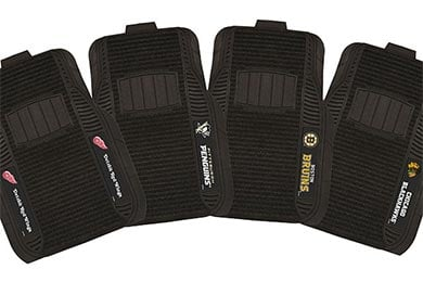 Bentley T Series FANMATS NHL Deluxe Floor Mats