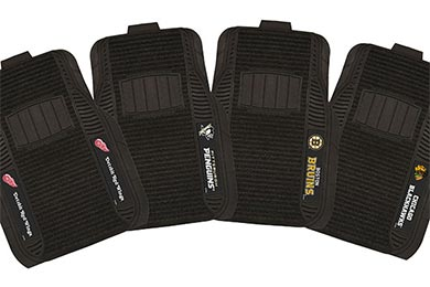 Chrysler Crossfire FANMATS NHL Deluxe Floor Mats