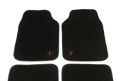 Firestone Microfiber Carpet Floor Mats