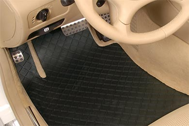 Jeep Commander ProZ FLEXOMATS Floor Mats