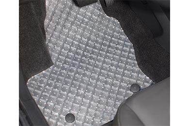 Lincoln Town Car ProZ FLEXOMATS Clear Floor Mats