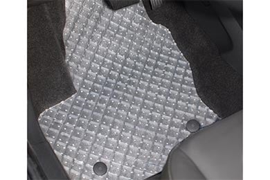 Chevy Corvette ProZ FLEXOMATS Clear Floor Mats