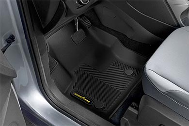 GMC Yukon XL Goodyear Floor Liners
