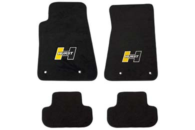Dodge Charger Hurst Floor Mats