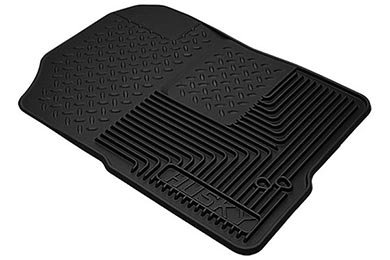 Ford Excursion Husky Liners Heavy-Duty Floor Mats