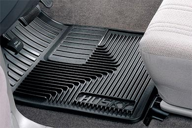 Ford F-350 Husky Liners Heavy-Duty Floor Mats