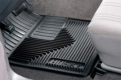 Lincoln Town Car Husky Liners Heavy-Duty Floor Mats