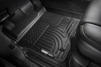 Dodge Charger Husky Liners WeatherBeater Floor Liners