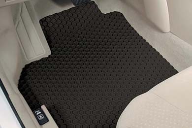 Ford Econoline Intro-Tech Automotive HEXOMAT Floor Mats