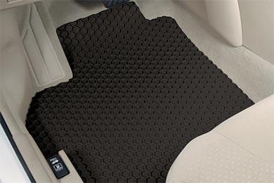 Intro-Tech Automotive Hexomat Floor Mats - Rubber Truck