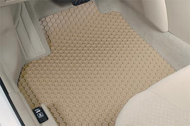 Audi S6 Intro-Tech Automotive HEXOMAT Floor Mats