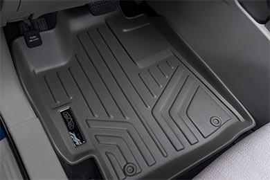 Floor Liners in Vehicle