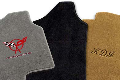 Porsche 968 Lloyd Mats Ultimat Custom Floor Mats