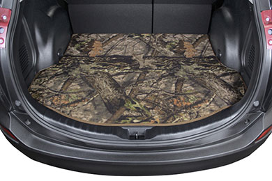 Lexus IS 350 Lloyd Mats Camo Carpet Camo Cargo Mat