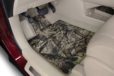 Chevy Corvette Lloyd Mats Camo Carpet Floor Mats