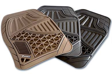 Jeep Commander Michelin Heavy Duty Floor Mats