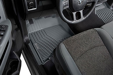 Chevy Silverado Michelin EdgeLiner Floor Liners