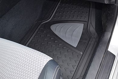 Mercedes-Benz 240 Motor Trend Heavy Duty Rubber Floor Mats