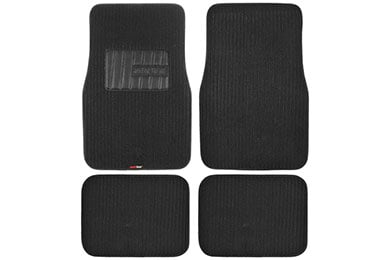 Motor Trend Ribbed Carpet Floor Mats