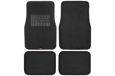 Ford Mustang Motor Trend Ribbed Carpet Floor Mats