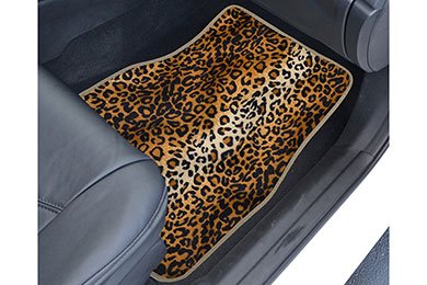 Mercury Milan ProZ Animal Print Floor Mats