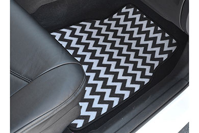 Chevy Corvette ProZ Chevron Floor Mats