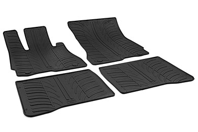 ProZ Heavy Duty Rubber Floor Mats