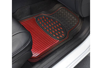 Jeep Cherokee ProZ Metallic Floor Mats