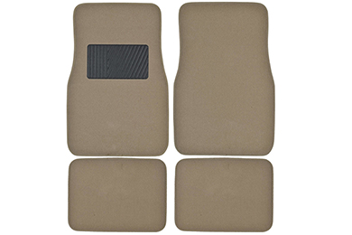 Mercury Milan ProZ Premium All Carpet Floor Mats
