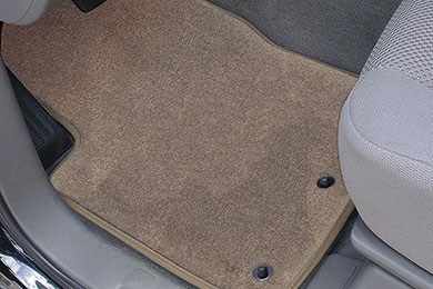Jeep Wrangler ProZ Premium CustomFit Carpet Floor Mats