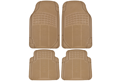 Chevy Traverse ProZ Premium Rubber Floor Mats