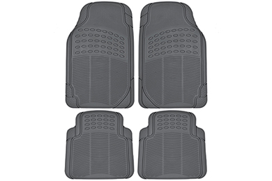 Jeep Commander ProZ Premium Rubber Floor Mats
