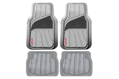 Chevy Traverse ProZ Sport Rubber Floor Mats