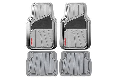 Chevy Corvette ProZ Sport Rubber Floor Mats