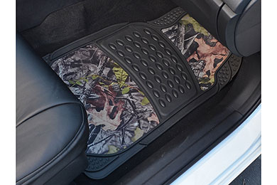 Chevy Corvette ProZ Timber Camo Heavy Duty Floor Mats