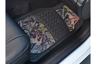 Toyota Sequoia ProZ Timber Camo Heavy Duty Floor Mats
