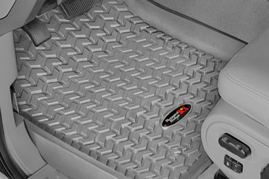 GMC Yukon XL Rugged Ridge All Terrain Floor Mats