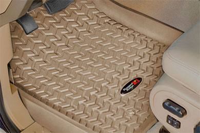 Subaru Impreza Rugged Ridge All Terrain Floor Mats