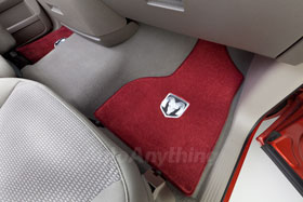 Dodge Ram Lloyd Mats Ultimat Custom Floor Mats
