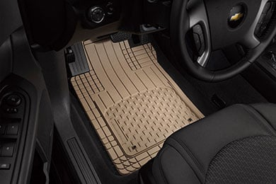 Chevy Corvette WeatherTech AVM Floor Mats