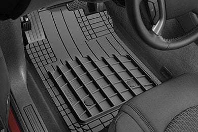 Jeep Commander WeatherTech AVM Heavy Duty Floor Mats