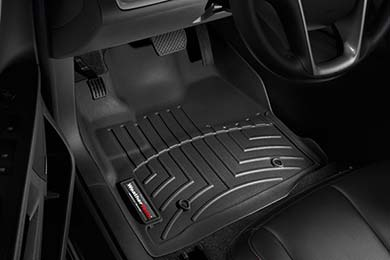 Jeep Commander WeatherTech DigitalFit Floor Liners