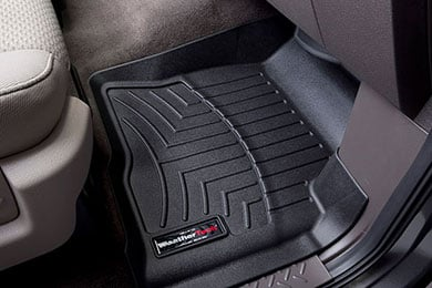 Chevy Corvette WeatherTech Extreme-Duty DigitalFit Floor Liners