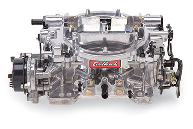 edelbrock thunder avs off road series carburetors