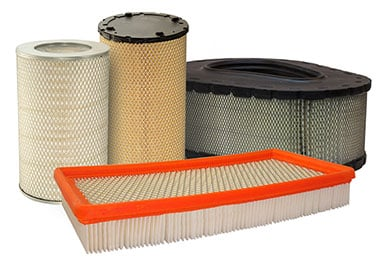 Chevy Corvette Fram Air Filter