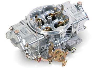 Holley Street HP Carburetor