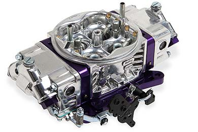 Holley Track Warrior Carburetor