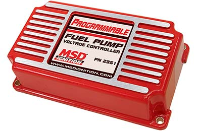 MSD Fuel Pump Voltage Booster